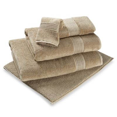 Turkish Modal Hand Towel in Linen