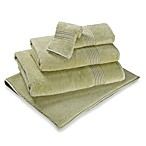 Turkish Modal Hand Towel in Celery