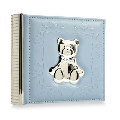 Bear 4-Inch x 6-Inch Photo Album