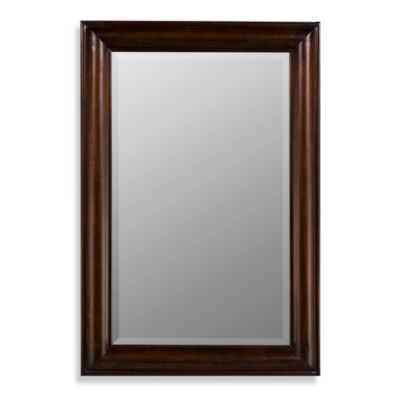 Cooper Classics Julia Mirror in Brown