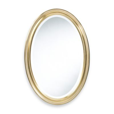 Cooper Classics Blake Oval Mirror