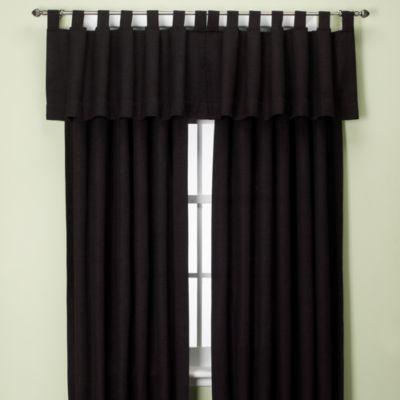 Black White Window Panel