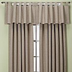 Union Square Tab Top Window Valance