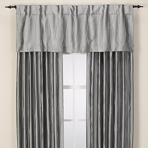 how to make rod pocket curtains into back tab