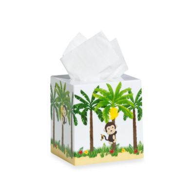 Motion Monkey Boutique Tissue Holder