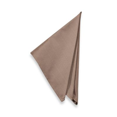 Windsor Napkins in Taupe (Set of 2)