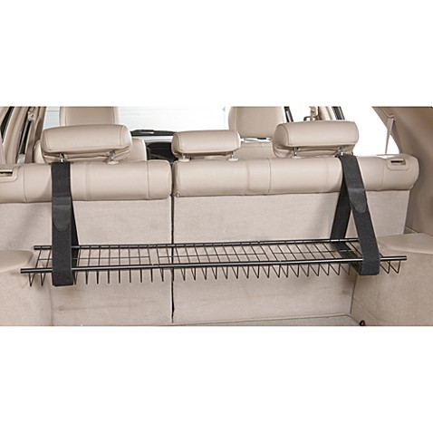 MiniVan/SUV Cargo Shelf