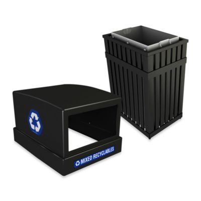 Dome Lid for Parkview 25-Gallon Trash/Recycling Bin