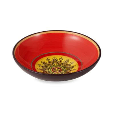 Caftan 8 1/4-Inch Soup Plate (Set of 4)