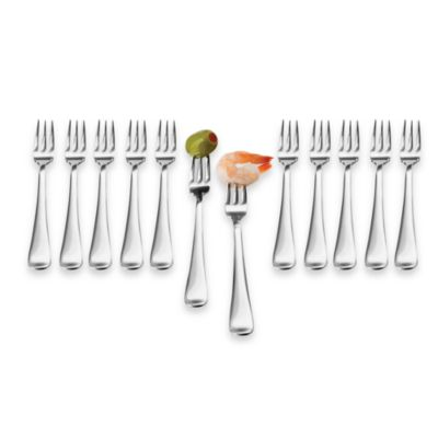 Libbey® Just Tasting 12-Piece Appetizer Fork Set