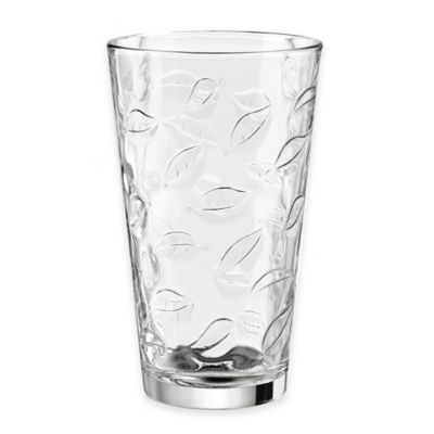 Leaves 8-Piece Glass Set