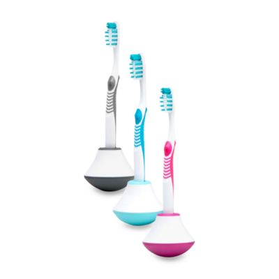 Quirky Bobble Brush Toothbrush Stand
