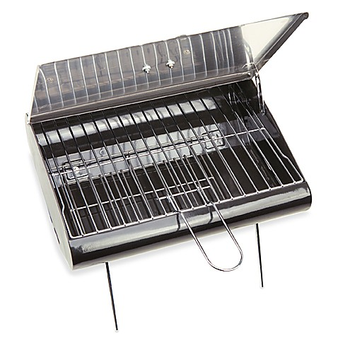Rome Industries® Picnic Ready Take Away Grill