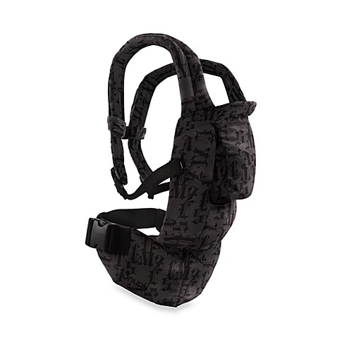 Seated Snugli 174 Front Back And Hip Baby Carrier Buybuy Baby