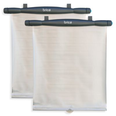 Brica® Keep-It-Cool 2-Pack Reflective Car Shades