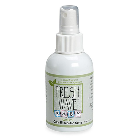 Fresh Wave® Baby Odor Elim in in ator 2-Ounce Travel Spray