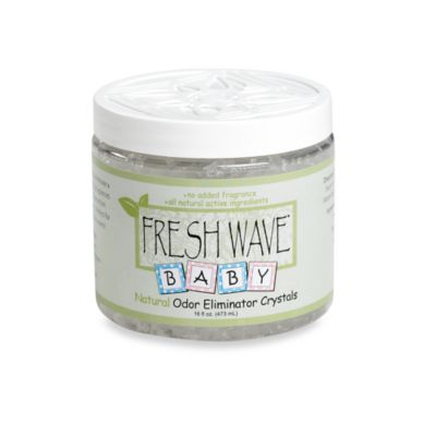 Fresh Wave® Baby Odor Elim in in ator Crystal Gel 16-Ounce Jar