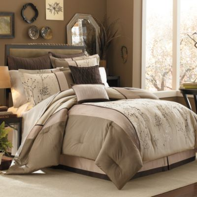 Manor Hill® Lark Brown European Sham
