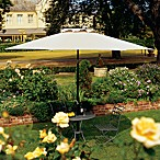 Coolaroo® 11' Diameter Market Umbrella in Smoke