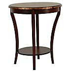 Safavieh American Home Harrison Beidermeir Round Side Table
