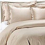 Palais Royale Hotel Collection Standard Sham in Canvas