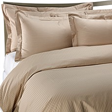 Palais Royale™ Hotel Collection Pillow Sham in Canvas Stripe