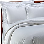 Palais Royale Hotel Collection Duvet Cover in White Dot