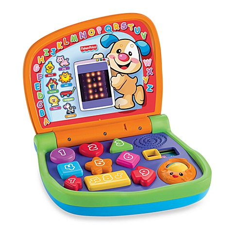 Fisher-Price® Laugh and Learn Smart Laptop