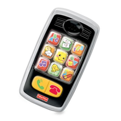 Fisher-Price® Laugh and Learn Smilin' Smart Phone