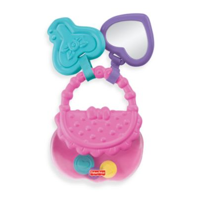Fisher-Price® Teether Purse