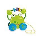 Fisher-Price® Growing Baby™ Pull Along Froggie