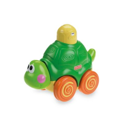 Fisher-Price® Go Baby Go™ Press & Crawl Turtle