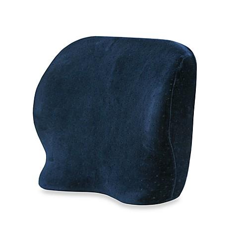 Therapedic Memory Foam Lumbar Pillow Bed Bath Amp Beyond