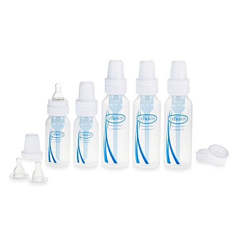 Dr. Brown's® Newborn Baby Bottle Feeding Set