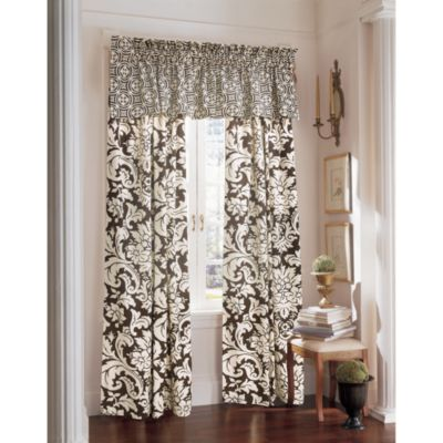 Rose Tree Symphony 86-Inch Window Panel Pair