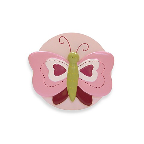 Lambs & Ivy® Raspberry Swirl Nightlight