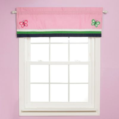 Bananafish® Classic Cutie Valance - from Banana Fish
