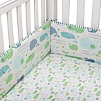 Bananafish® Little Whales Fitted Crib Sheet