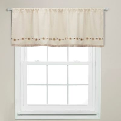 Bananafish® Nature's Jungle Valance - from Banana Fish