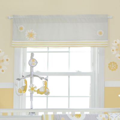 Bananafish® Sweet Sunshine Valance