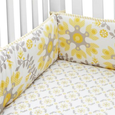 Bananafish® Sweet Sunshine Fitted Crib Sheet