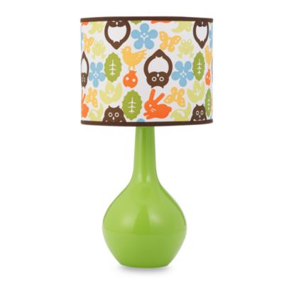 notNeutral® Arbor Friends Lamp Base & Shade