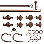 ReSolutions Translucent Brown Decorative Window Hardware