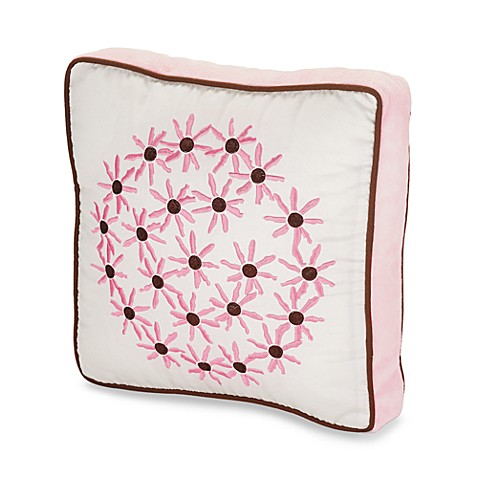 SKIP*HOP® Flower Burst Toss Pillow