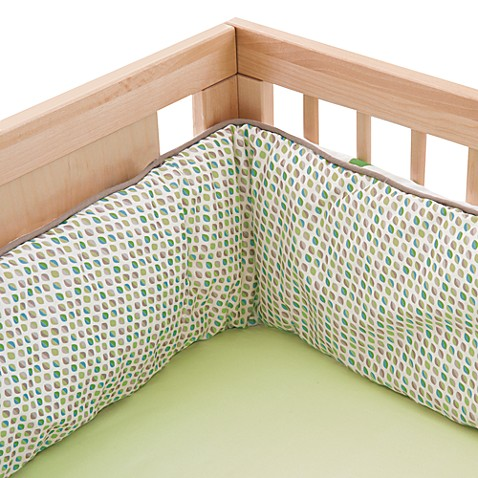 SKIP*HOP® Treetop Friend Fitted Crib Sheet in Green