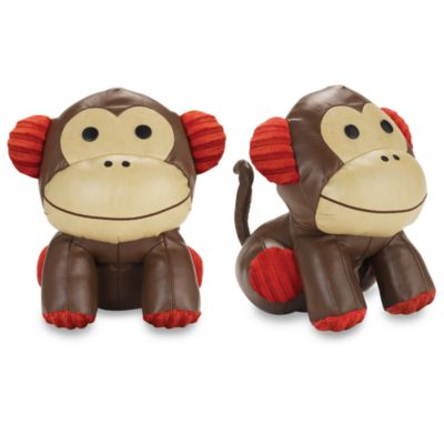SKIP*HOP® Zoo Monkeys Bookends (Set of 2)