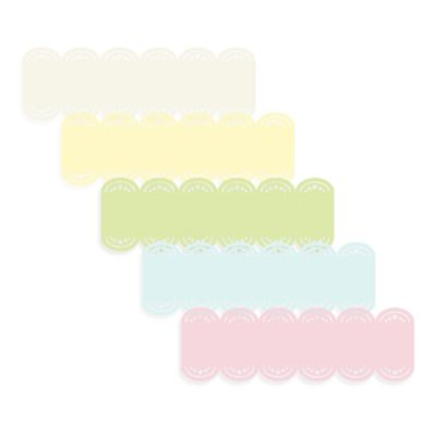 WallPops!® Stripe Wall Decals in Baby Blue