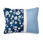 Shoreline Oblong Toss Pillow