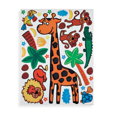WallPops!® Wall Decals in Wall Art Kit in Giraffe