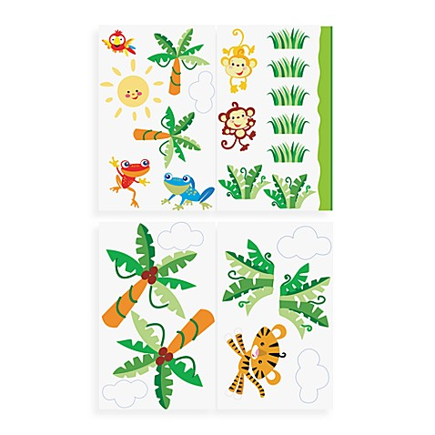 WallPops!® Wall Decals in Wall Applique in Rain forest